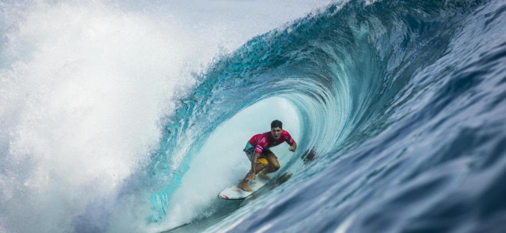 World Surf League renova acordo de transmissão com Facebook