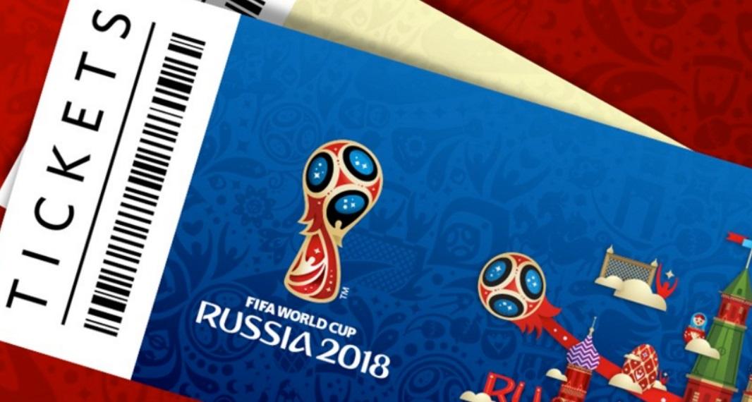 Os 10 países que mais solicitaram ingressos para a Copa do Mundo 2018