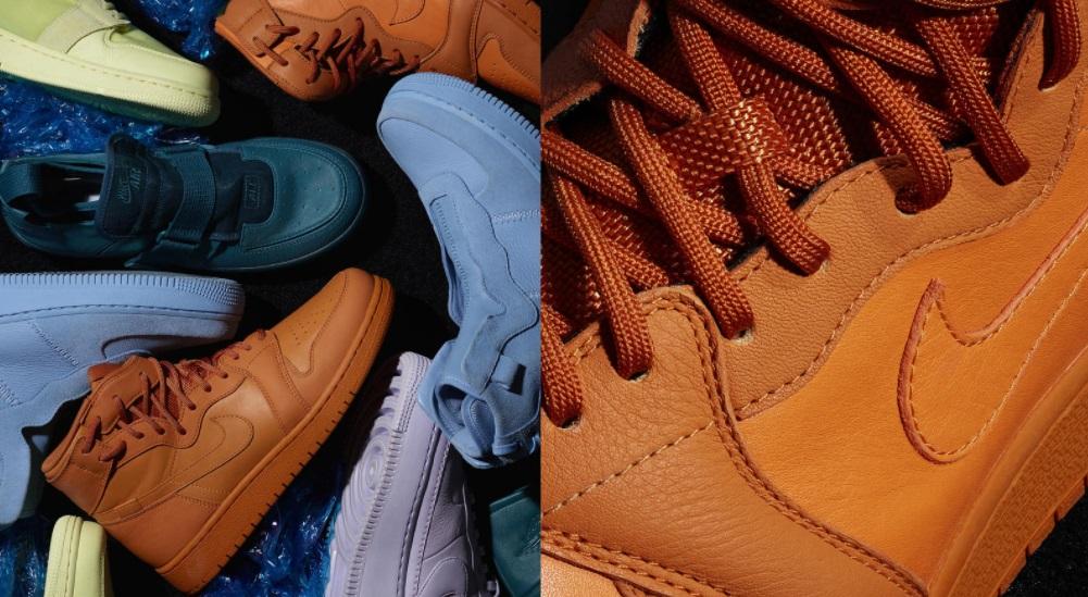 Nike lança plataforma de sneakers para o público feminino