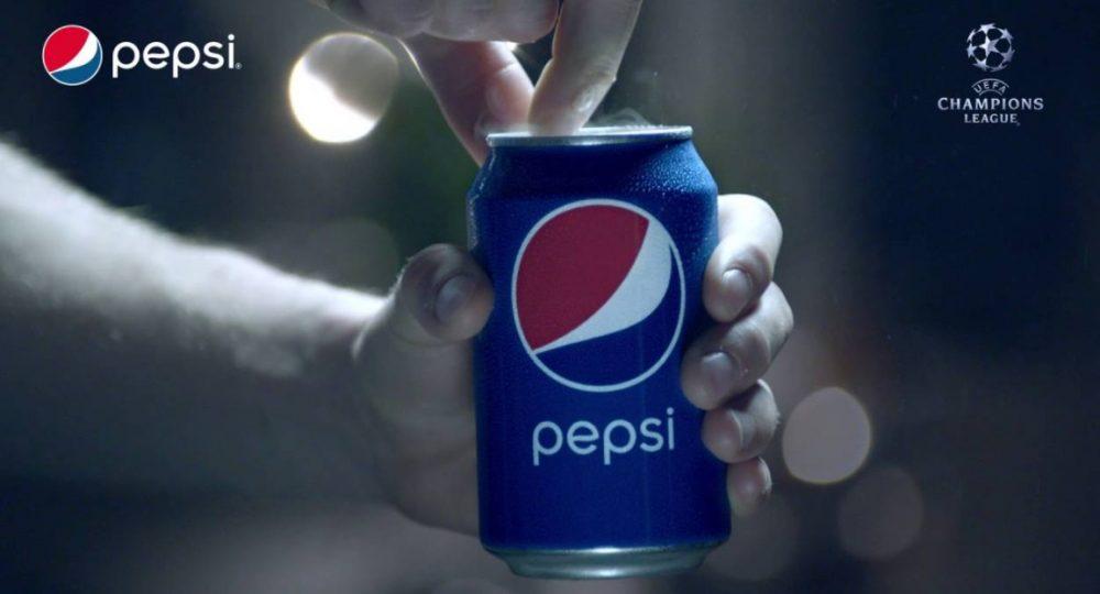 PepsiCo renova patrocínio à UEFA Champions League até 2021