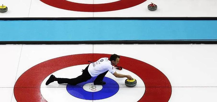 SporTV aproveita Jogos de Inverno e cria pista de curling para o público brasileiro
