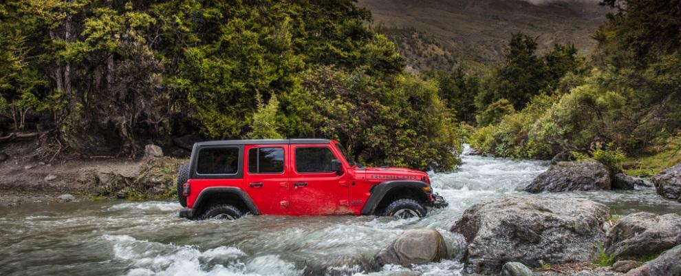 Com três espaços, Jeep utiliza intervalo do Super Bowl para ironizar comerciais