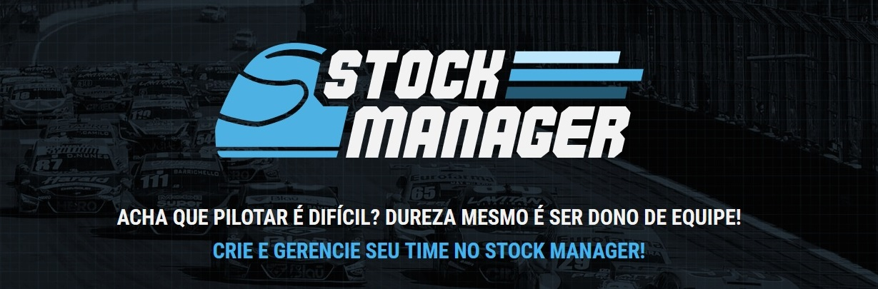 Stock Manager: o fantasy game oficial da Stock Car