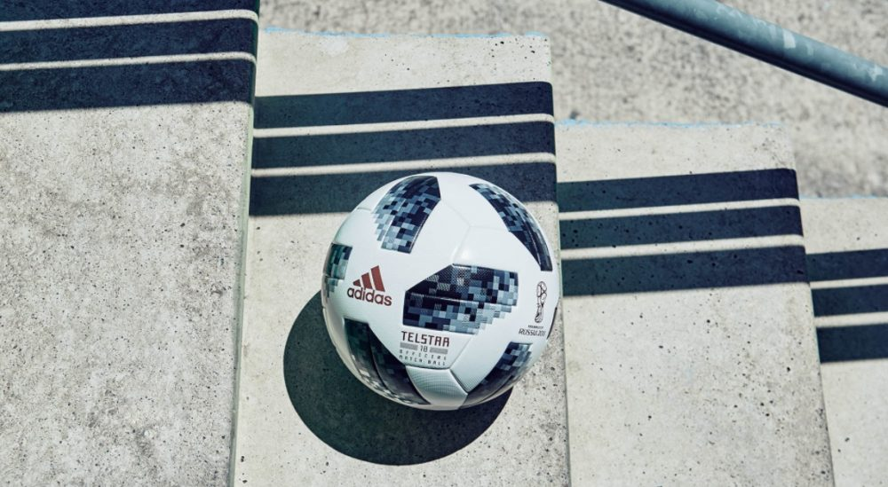 A bola virou um problema para a Inglaterra na Copa do Mundo 2018