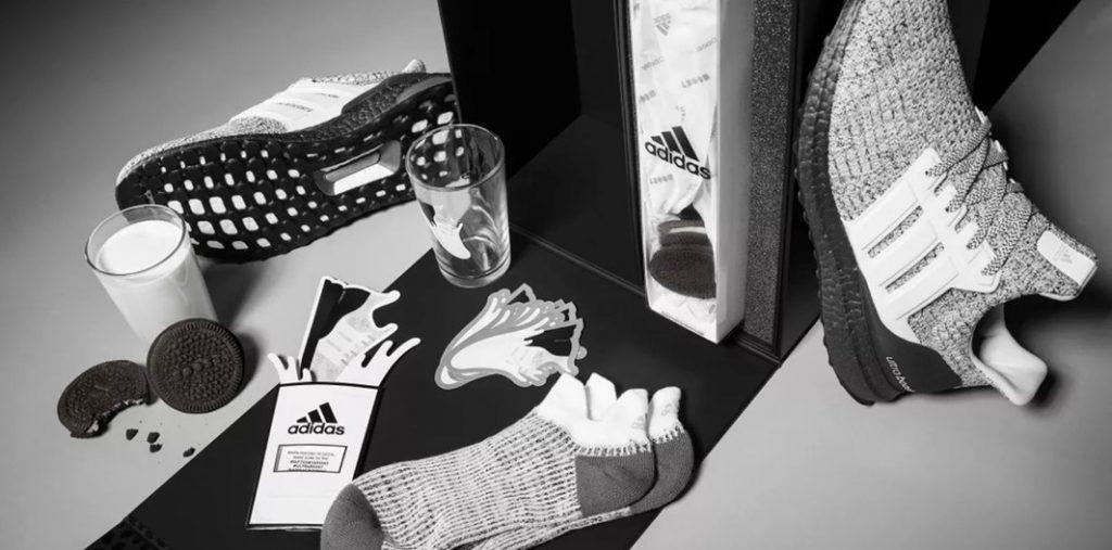 Adidas lança linha de calçados inspirada na bolacha Oreo