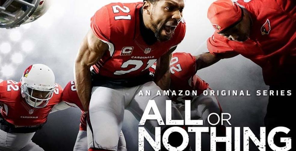 "Amazon promove selo ""All or Nothing"" para todas as suas produções esportivas"