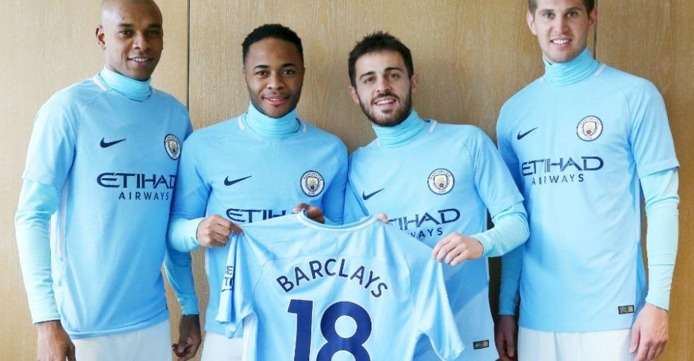 Manchester City e Barclays anunciam acordo regional