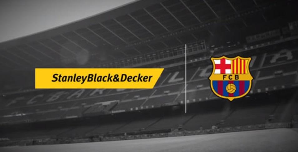Black & Decker amplia acordo com o Barcelona e patrocinará equipe feminina