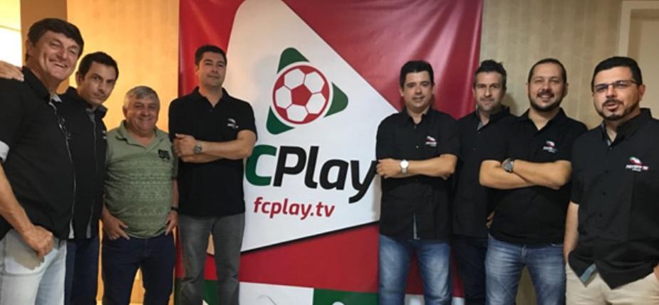 Federação Catarinense embarca no streaming e lança a FCPLAY TV