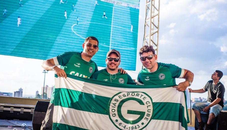 Goiás levará sócio-torcedor para jogo da Copa do Brasil