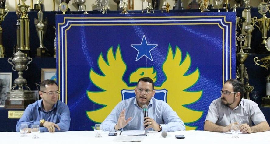 Nacional FC irá terceirizar seu departamento de futebol para um grupo chinês