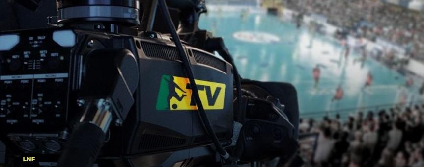 Futsal segue vôlei e anuncia canal para transmitir partidas via streaming