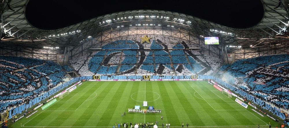 O Twitter deletou a conta do Olympique de Marseille