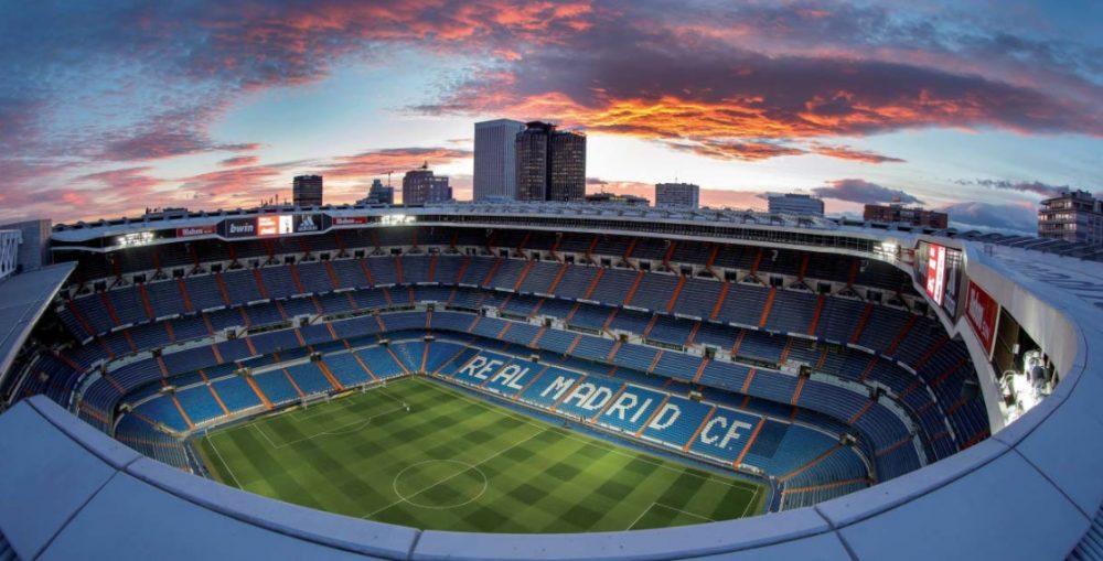 Real Madrid lança canal para oferecer conteúdos em360° e realidade virtual