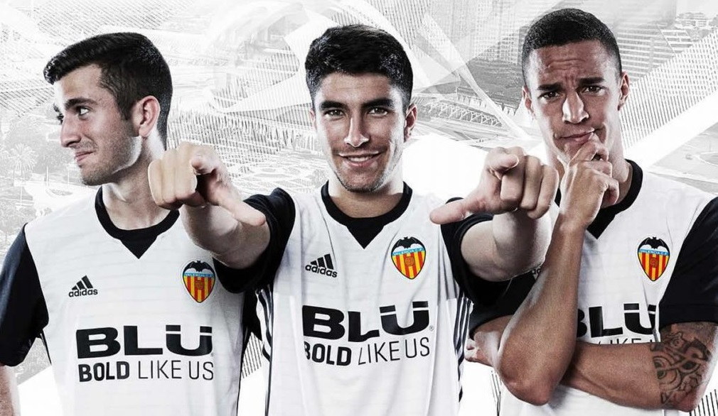 PUMA assumirá lugar da Adidas no uniforme do Valencia