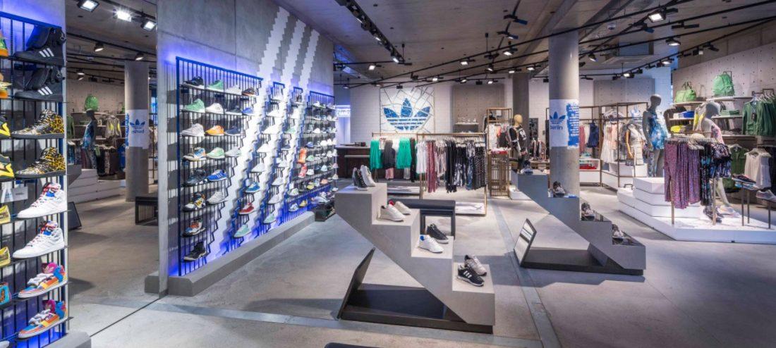 Por maior foco no digital, Adidas diminuirá número de lojas físicas