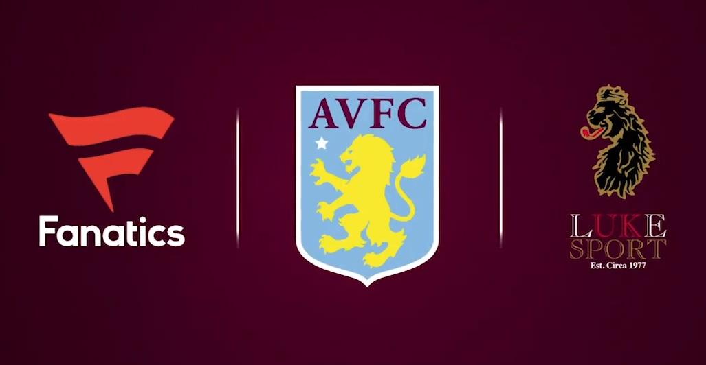 "Sem Under Armour, Aston Villa terá ""duas"" fornecedoras de material esportivo"