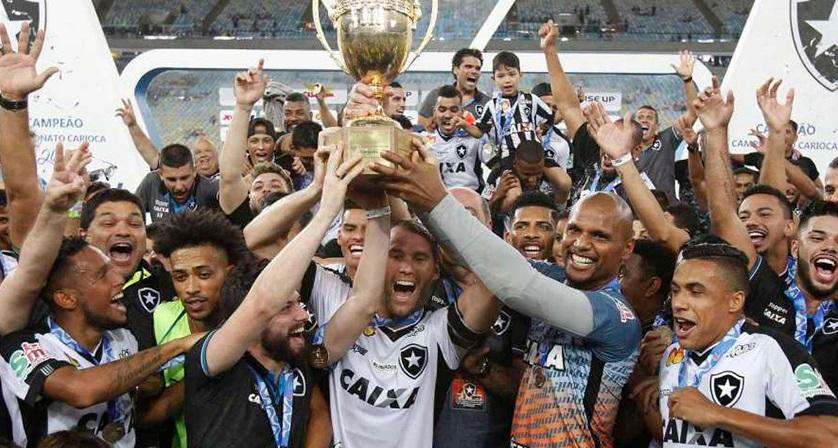 Bateraxé a nova patrocinadora do Botafogo