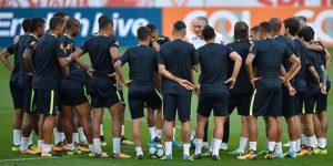 CBF busca novo patrocinador para o uniforme de treino da Seleção Brasileira