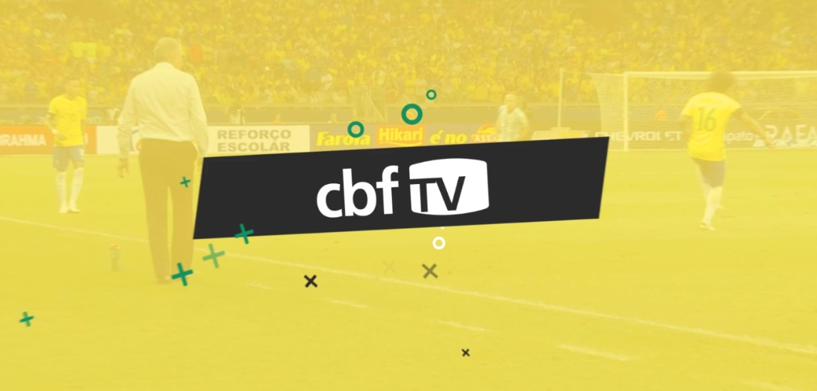 CBF negocia com Netflix série documental sobre a Copa do Mundo 2018