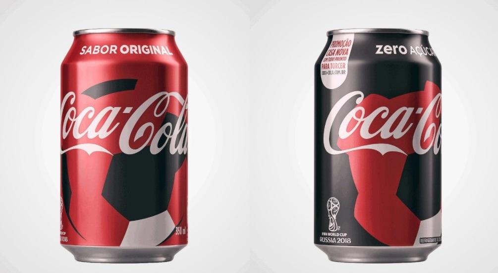 Com promoção, Coca-Cola entra em nova fase de ativações para a Copa do Mundo