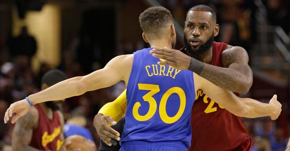 Camisa de LeBron James é a mais vendida da NBA no Brasil; Curry lidera no geral
