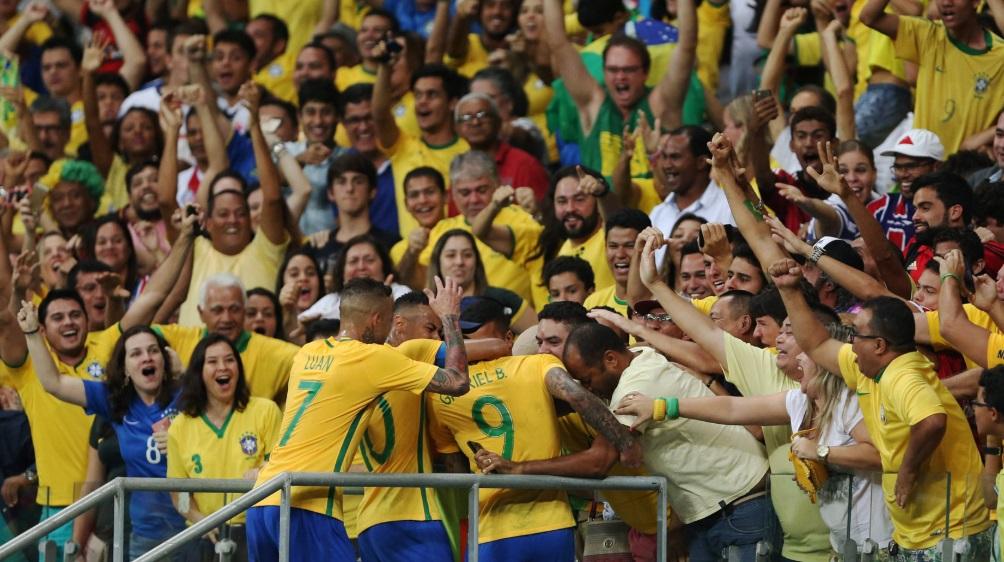 Especial | As torcidas mais otimistas com o desempenho do Brasil na Copa do Mundo