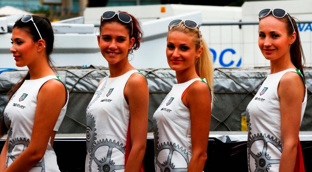 GP de Mônaco será a única prova da Fórmula 1 com 'Grid Girls'
