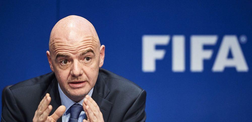 FIFA recebe proposta de US$ 25 bilhões pelos direitos de duas competições