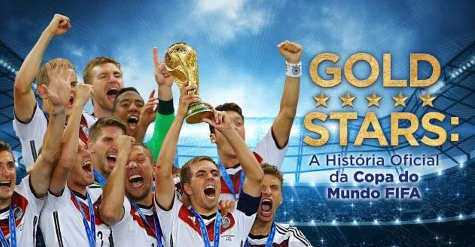 Netflix libera série sobre a história da Copa do Mundo