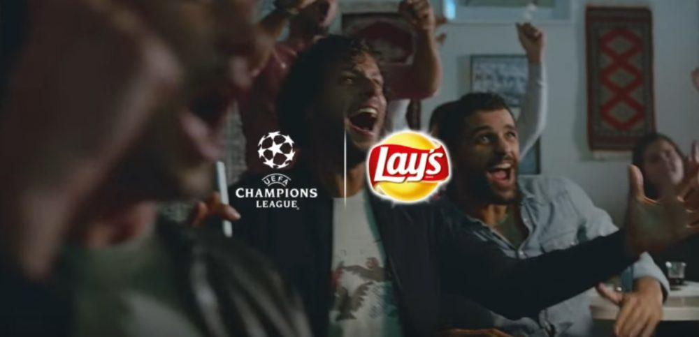 Lay's ativa Champions League com evento para os fãs em São Paulo