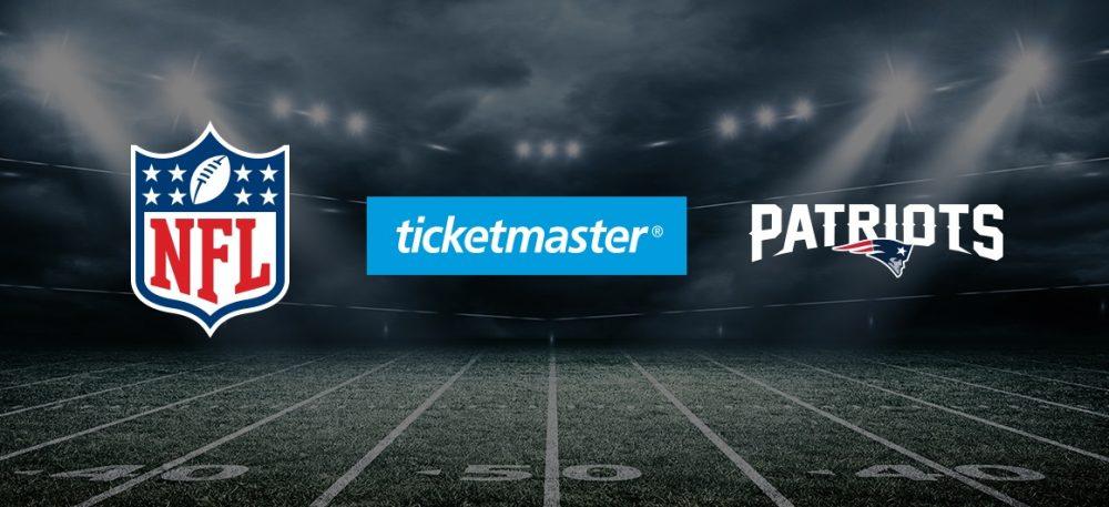 Em transição do papel para o digital, NE Patriots renova com Ticketmaster