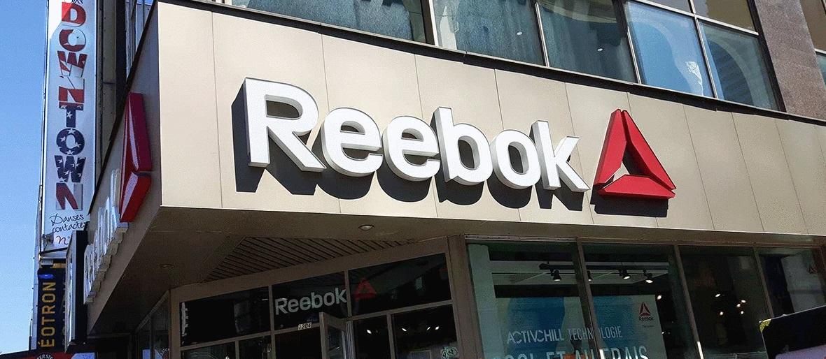 """Reebok desbanca concorrentes e lidera no quesito """"experiência do cliente"""""""