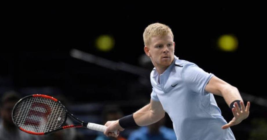 Jaguar fecha com tenista Kyle Edmund e ratifica força no tênis britânico