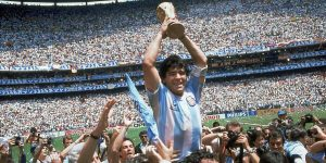 Amazon terá série biográfica sobre Diego Maradona