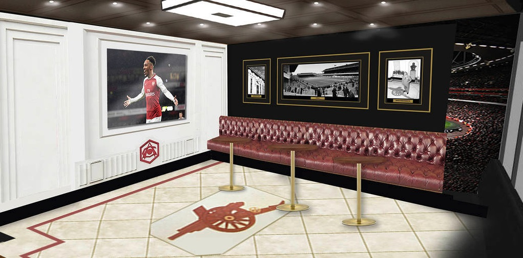 Arsenal irá inaugurar bar temático na China