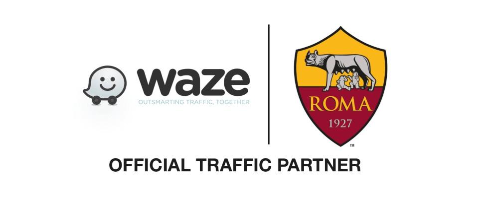 Após Moovit, AS Roma anuncia parceria de mobilidade com o Waze