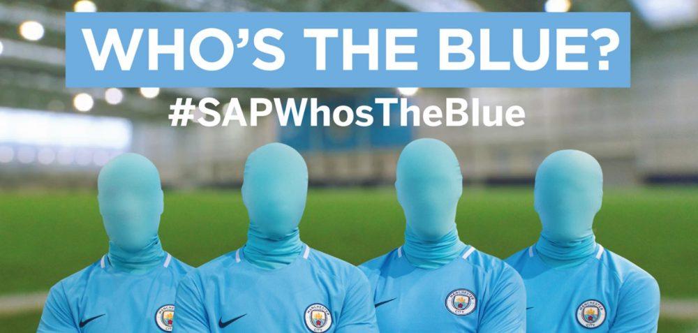 SAP e Manchester City engajam torcedores com desafio nas redes sociais