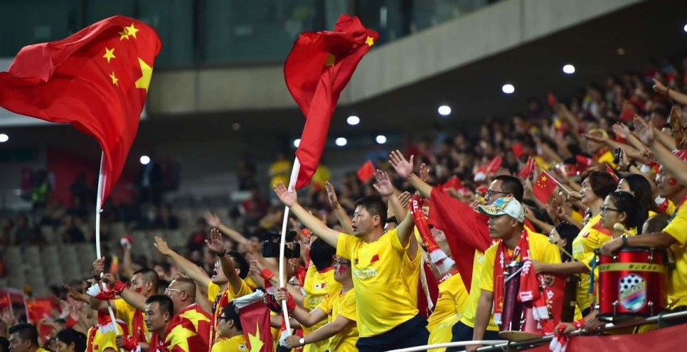 Nike renova com primeira divisão chinesa por dez temporadas