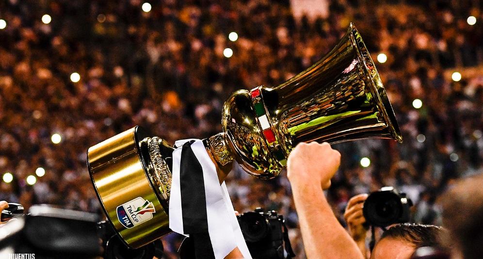 Rai garante direitos da Copa da Itália por € 106 milhões