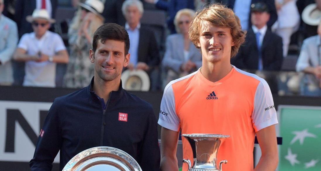 HEAD renova patrocínio à Novak Djokovic e Alexander Zverev