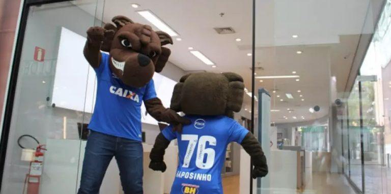 Cruzeiro oficializa chegada de dois novos patrocinadores