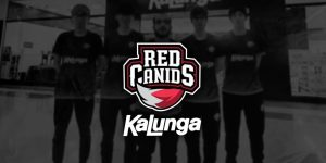 Kalunga é a nova patrocinadora da Red Canids