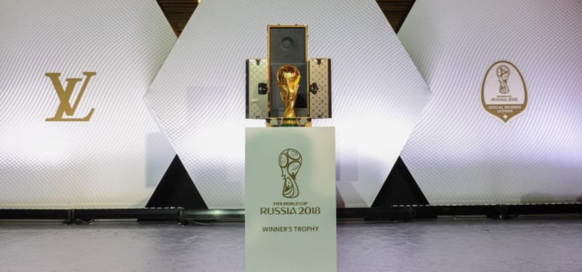 Louis Vuitton assina coleção para a Copa do Mundo 2018