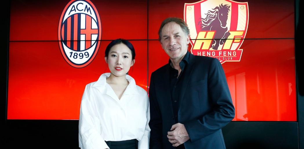 Com rivais fortes na China, AC Milan fecha parceria com clube do país