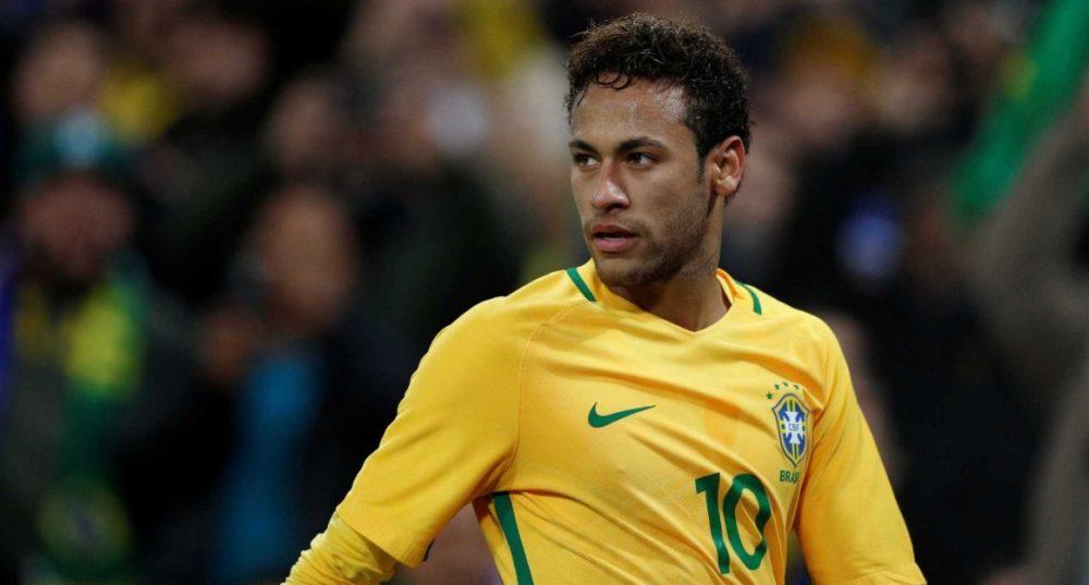 Rico vence concorrência e anuncia Neymar como garoto-propaganda