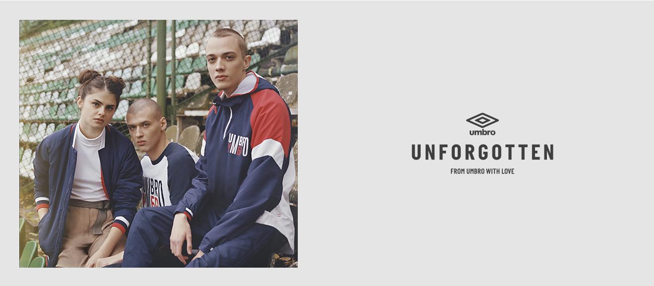 Unforgotten | História esquecida da Copa de 66 inspira nova linha da Umbro