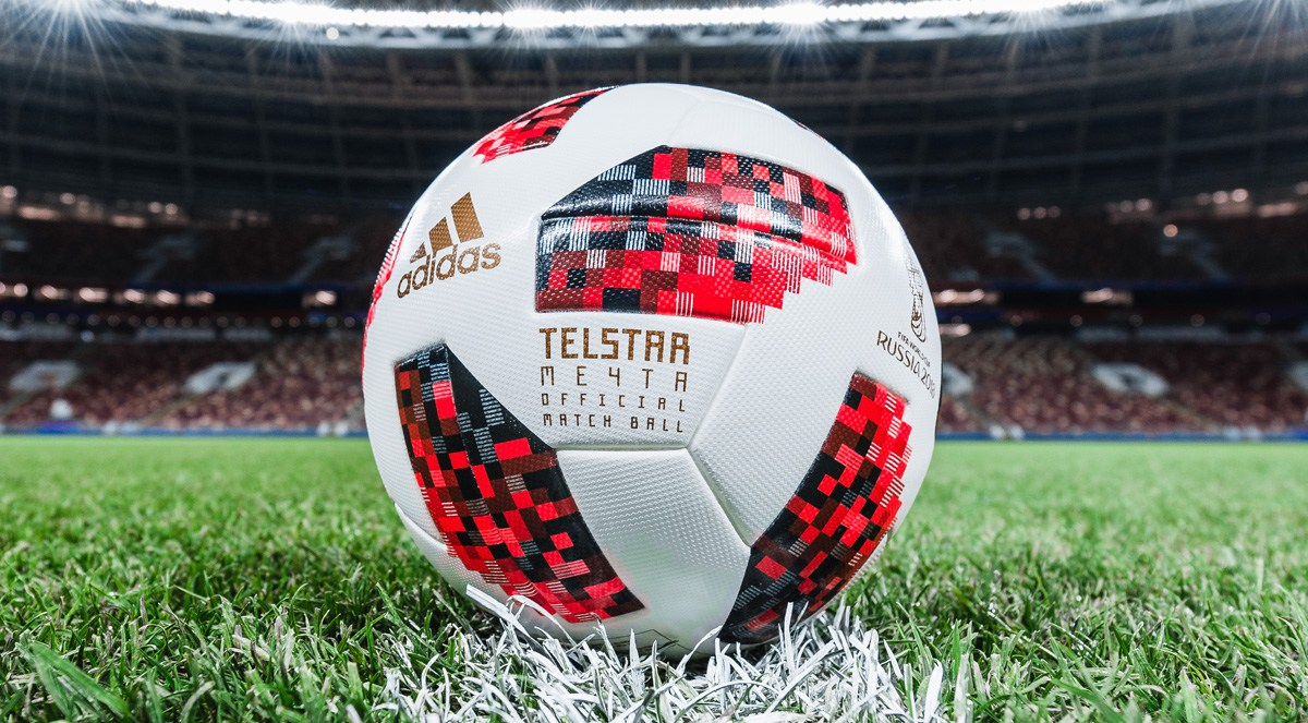 Telstar Mechta: a bola oficial da adidas para a fase eliminatórias da Copa do Mundo