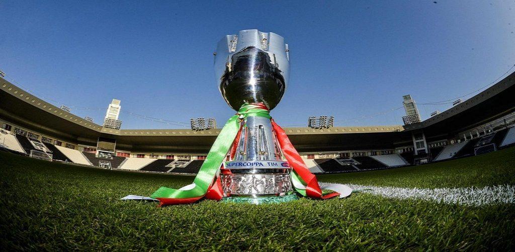 Arábia Saudita receberá três edições da Supercopa da Itália