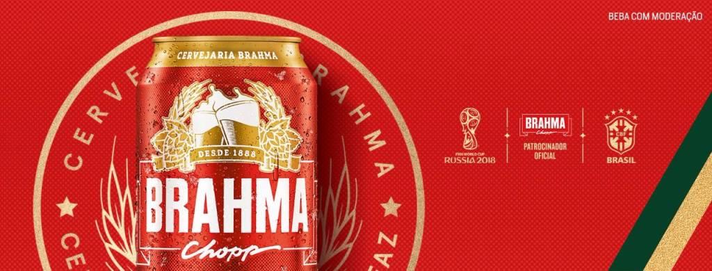 Brahma cria fábrica de conteúdo para interagir com o torcedor durante a Copa